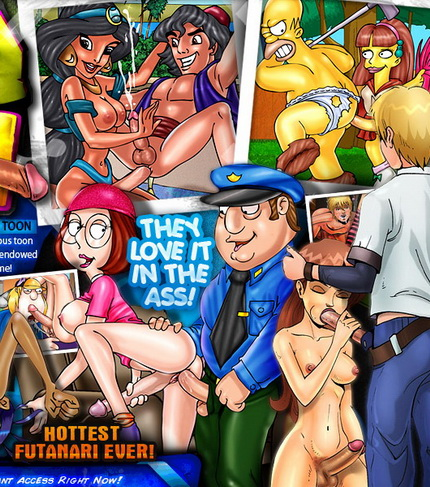 FutaToon.com - new tranny comics site