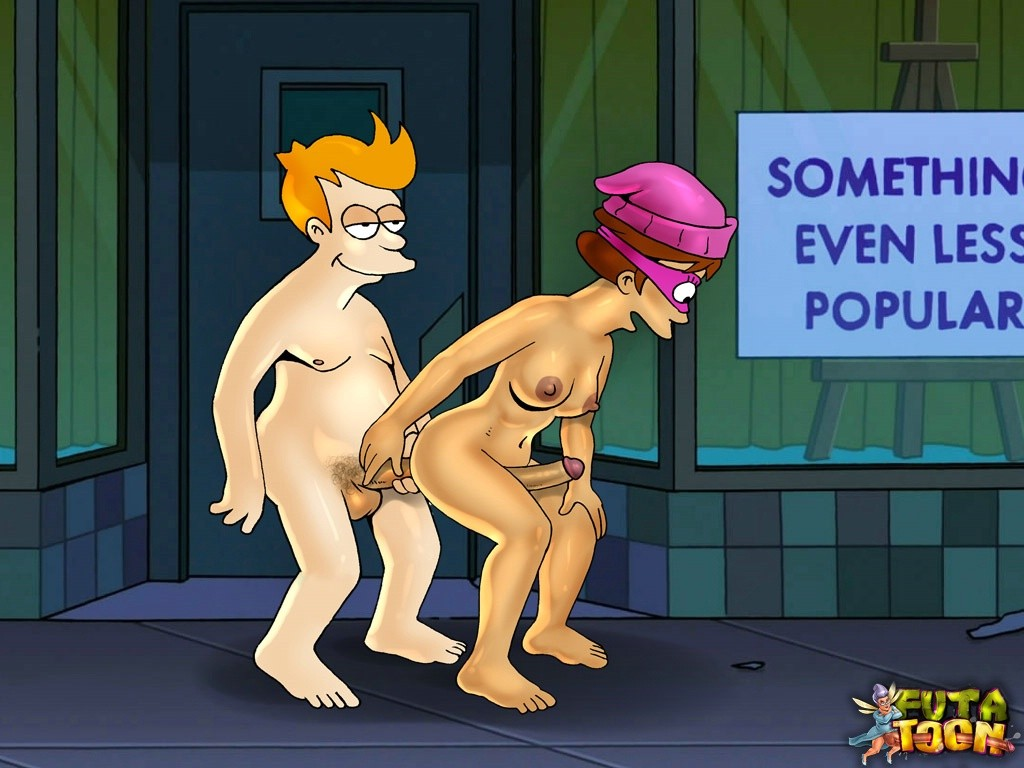 Futurama shemale
