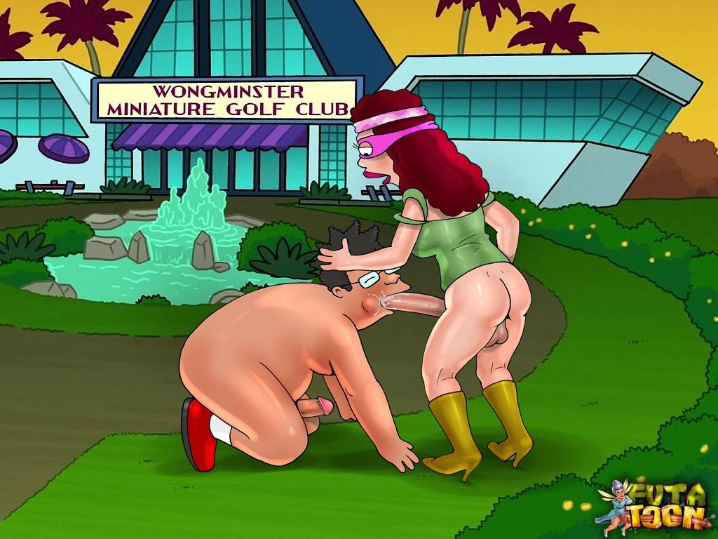 shemale cartoon videos
